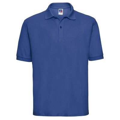 Russell Classic polycotton polo- Plus Sizes