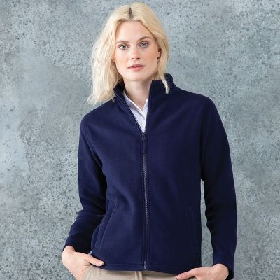 Henbury Ladies Micro Fleece Jacket (HB851)