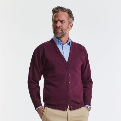 Russell Fleece cardigan
