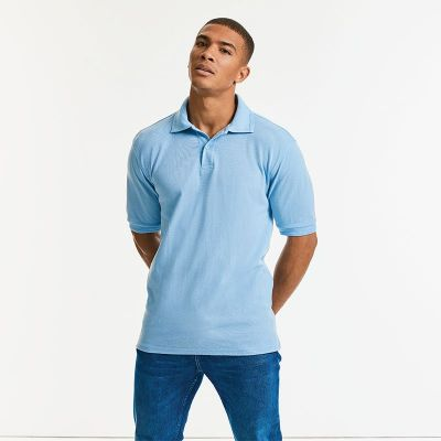 Russell Hard-wearing 60°C wash polo
