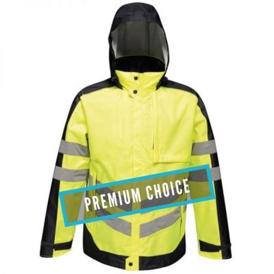 Regatta Professional High-vis pro insulated jacket