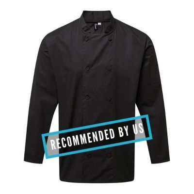 Premier Chef's Coolchecker long sleeve jacket