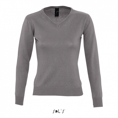 SOL'S Galaxy Women V-neck Sweater