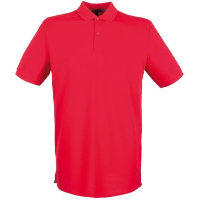 Henbury Micro-Fine Piqué Polo Shirt- Plus Sizes