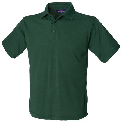 Henbury 65/35 Classic pique polo shirt- Plus Sizes