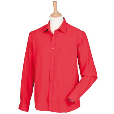 Henbury Wicking antibacterial long sleeve shirt