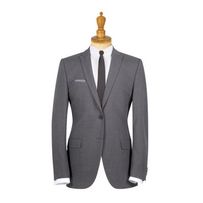 Clubclass Aldgate Mens Slim Fit Jacket