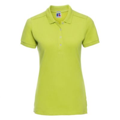 Russell Women's Stretch Polo
