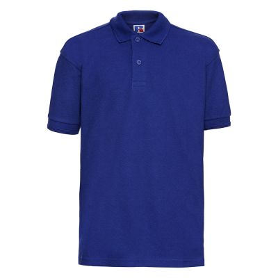 Jerzees Schoolgear Kids hard-wearing polo shirt