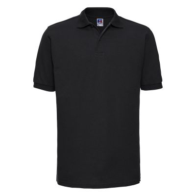 Russell Hard-wearing 60°C wash polo- Plus Sizes
