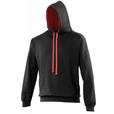 AWDis Varsity Hoodie- Plus Sizes