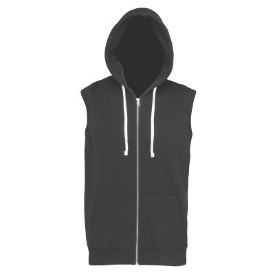 AWDis Sleeveless Zoodie