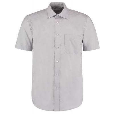 Kustom Kit Business shirt short sleeved