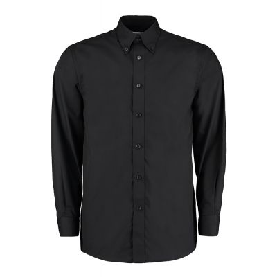 Kustom Kit Workforce shirt long sleeve