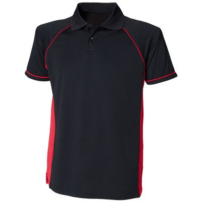 Finden & Hales Panel performance polo