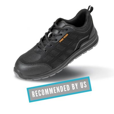 Result Work-Guard All-black safety trainer