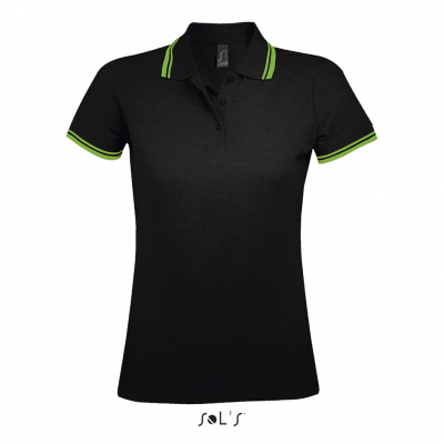 SOL'S Pasadena Women 100% Cotton Pique Polo Shirt