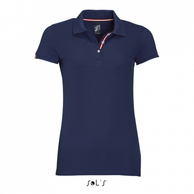 SOL'S Patriot Women 100% Cotton Pique Polo Shirt