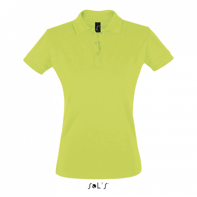 SOL'S Perfect Women 100% Cotton Pique Polo Shirt