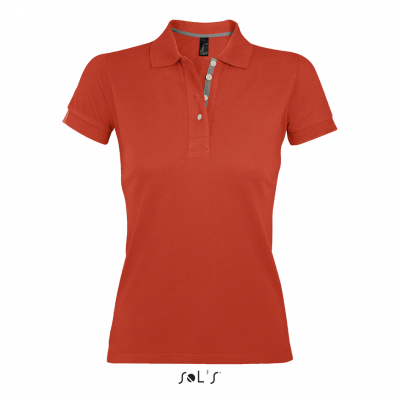 SOL'S Portland Women Polo Shirt