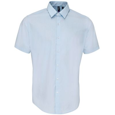 Premier Supreme Short Sleeve Poplin Shirt
