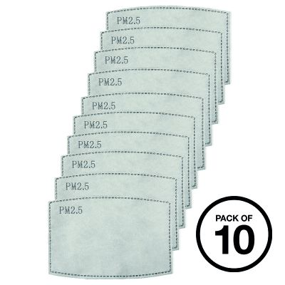 Premier Mask Filters for Cotton Fabric Mask (pack of 10)