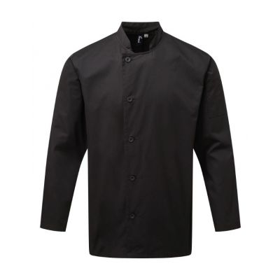 Premier Chef's essential long sleeve jacket