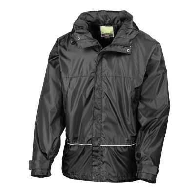 Result junior/youth waterproof 2000 midweight jacket