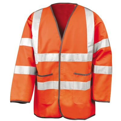 Result Safeguard Motorway safety jacket
