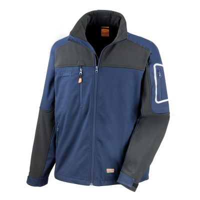 Result Work-Guard Sabre Soft Shell Jacket (R302X)