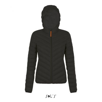 SOL'S Ladies Ray Padded Jacket