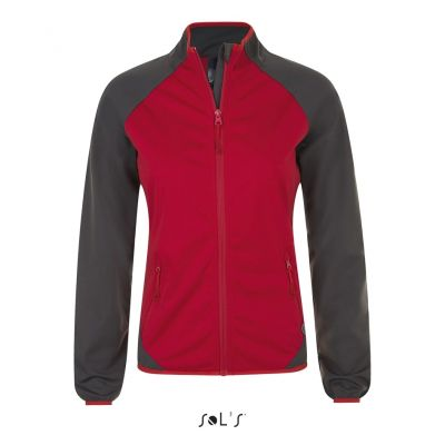 SOL'S Rollings Contrast Soft Shell Jacket