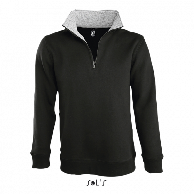 SOL'S Scott 1/4 Zip Sweatshirt