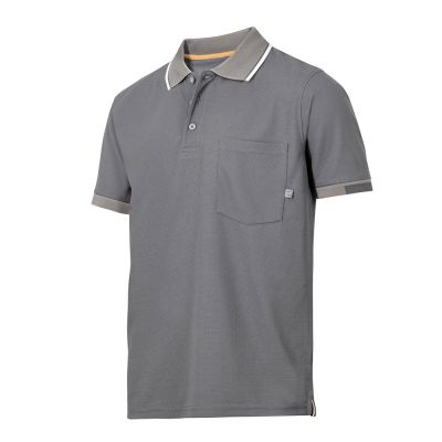 Snickers AllroundWork 37.5 Tech short sleeve polo shirt