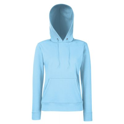 Fruit of the Loom Women's Classic 80/20 hooded sweatshirt
