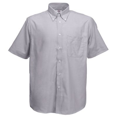 Fruit of the Loom Oxford short sleeve shirt