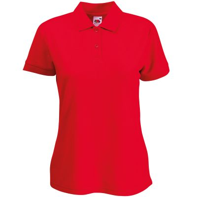 Fruit of the Loom Women's 65/35 polo