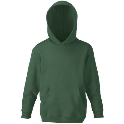 Fruit of the Loom Classic 80/20 kids hooded sweatshirt