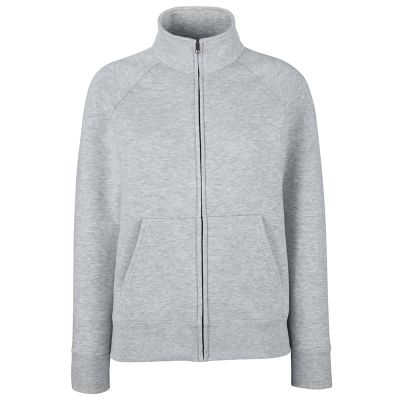 Fruit of the Loom Women's premium 70/30 sweatshirt jacket