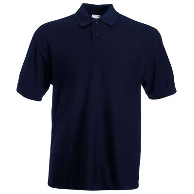 Fruit of the Loom 65/35 Polo- Plus Sizes