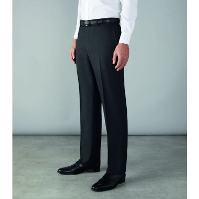 Clubclass Stanford Flat Front Mens Trouser