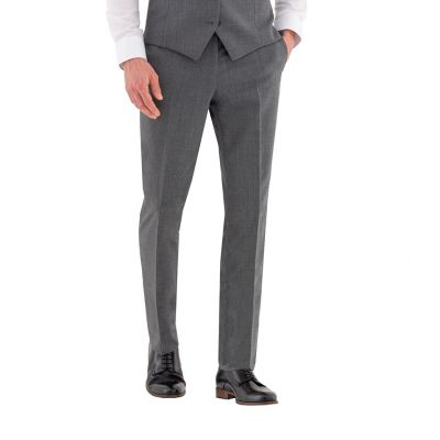 Clubclass Edgware Mens Slim Fit Trousers