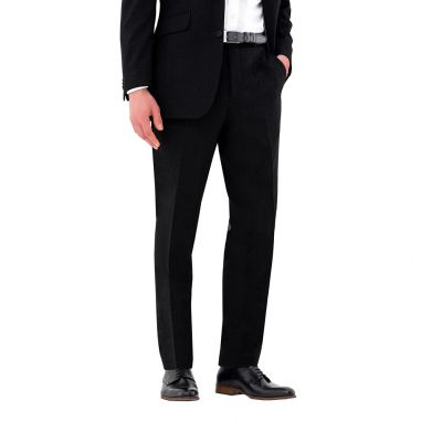 Clubclass Putney Easy Waist Mens Trousers