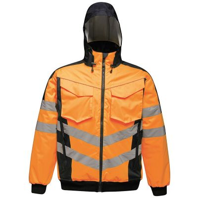 Regatta Professional High-vis pro bomber jacket