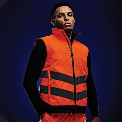 Regatta Professional High-vis pro bodywarmer