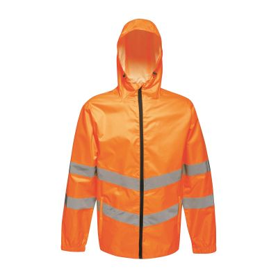 Regatta Professional High-vis pro pack-away jacket