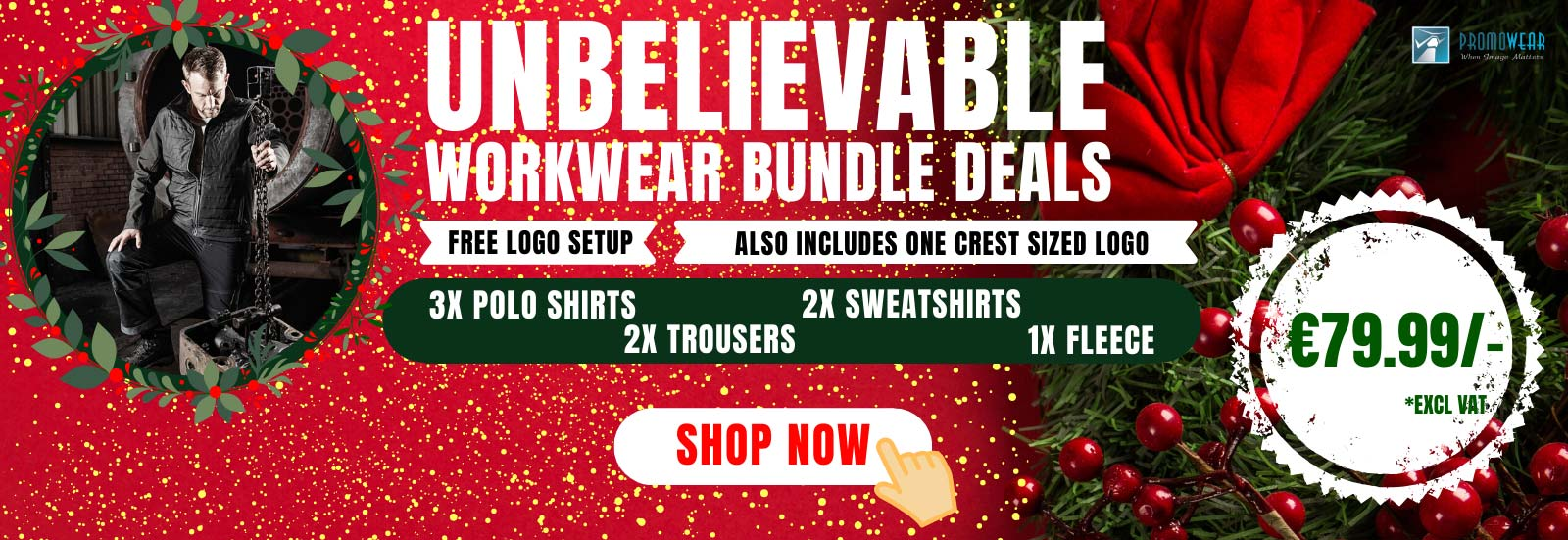 Workwear bundle deals at unbelievable prices