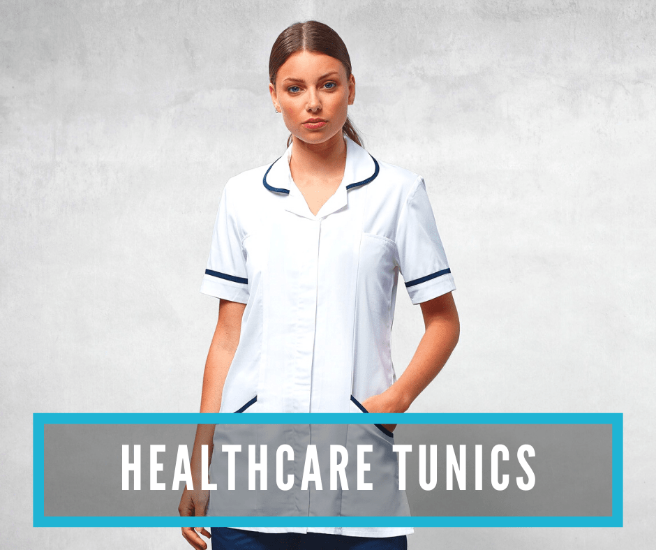 Healthcare tunics, tabards