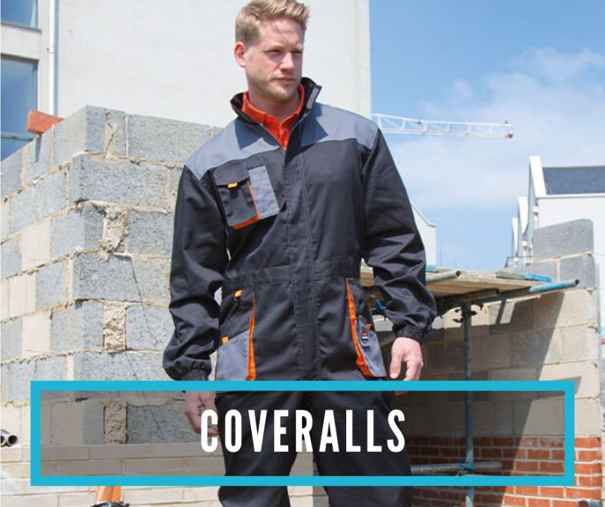 Coveralls for work