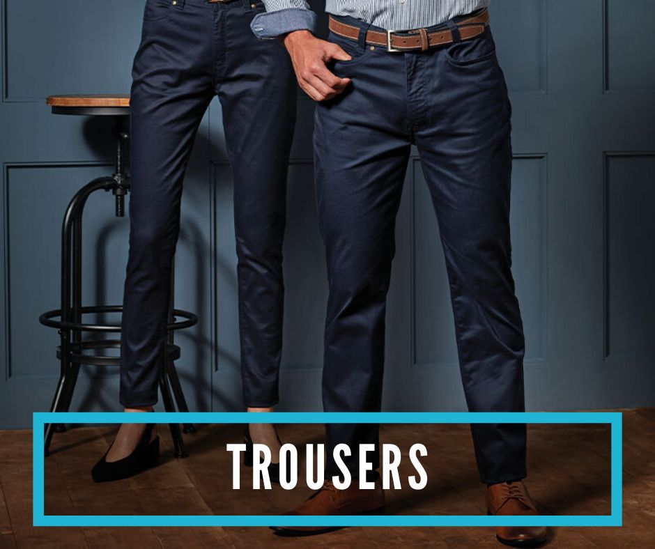 Trousers- hospitality uniforms